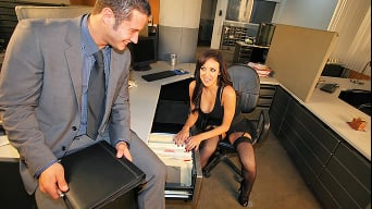 Breanne Benson in 'How To Fuck In The Office'