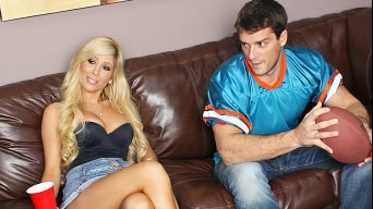 Tasha Reign in 'Super Blow XXX'