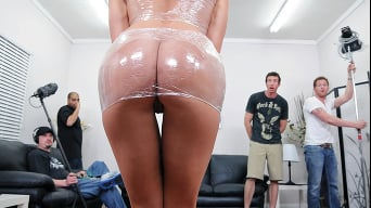 Chanel Preston in 'Boom Goes the Bum'