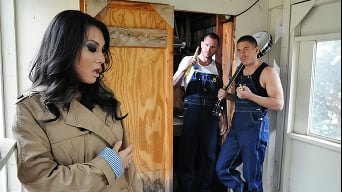 Asa Akira in 'Can I Use Your Bone'