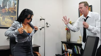 Jenna Presley in 'Fuck Me Or Ill Fire You'