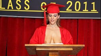 Haley Cummings in 'Wonderful Sex Auditorium'
