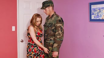 Lexi Belle in 'Getting Private with the Private'