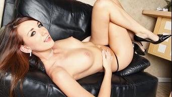 Katie Jordin in 'Cum and Cummer'