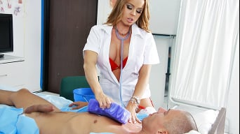 Nikki Delano in 'Naughty Nurse'