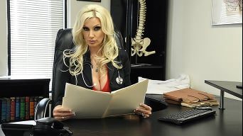 Brittany Andrews in 'A Little BIG Trouble'