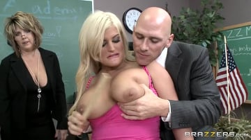 Julie Cash - Disciplining the School Slut