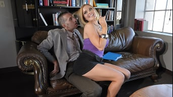 Krissy Lynn in 'BLOWJob Interview'