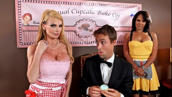 Taylor Wane in 'Cup Cake Tits'