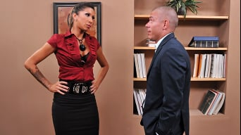 Kayla Carrera in 'CEO Stands For Cunt Eternally Open'