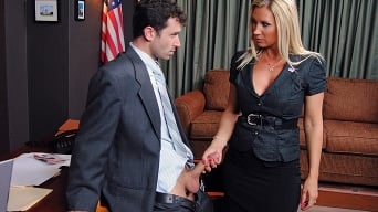 Devon Lee in 'Polishing The Politician'
