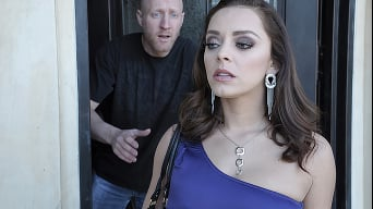 Liza Del Sierra in 'Why Shes Away on Valentines Day'