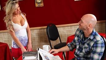Aubrey Addams in 'Maligned Date'