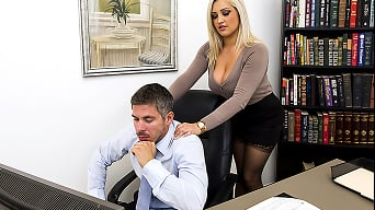 Dayna Vendetta in 'If Im Fired Youre Fucked'