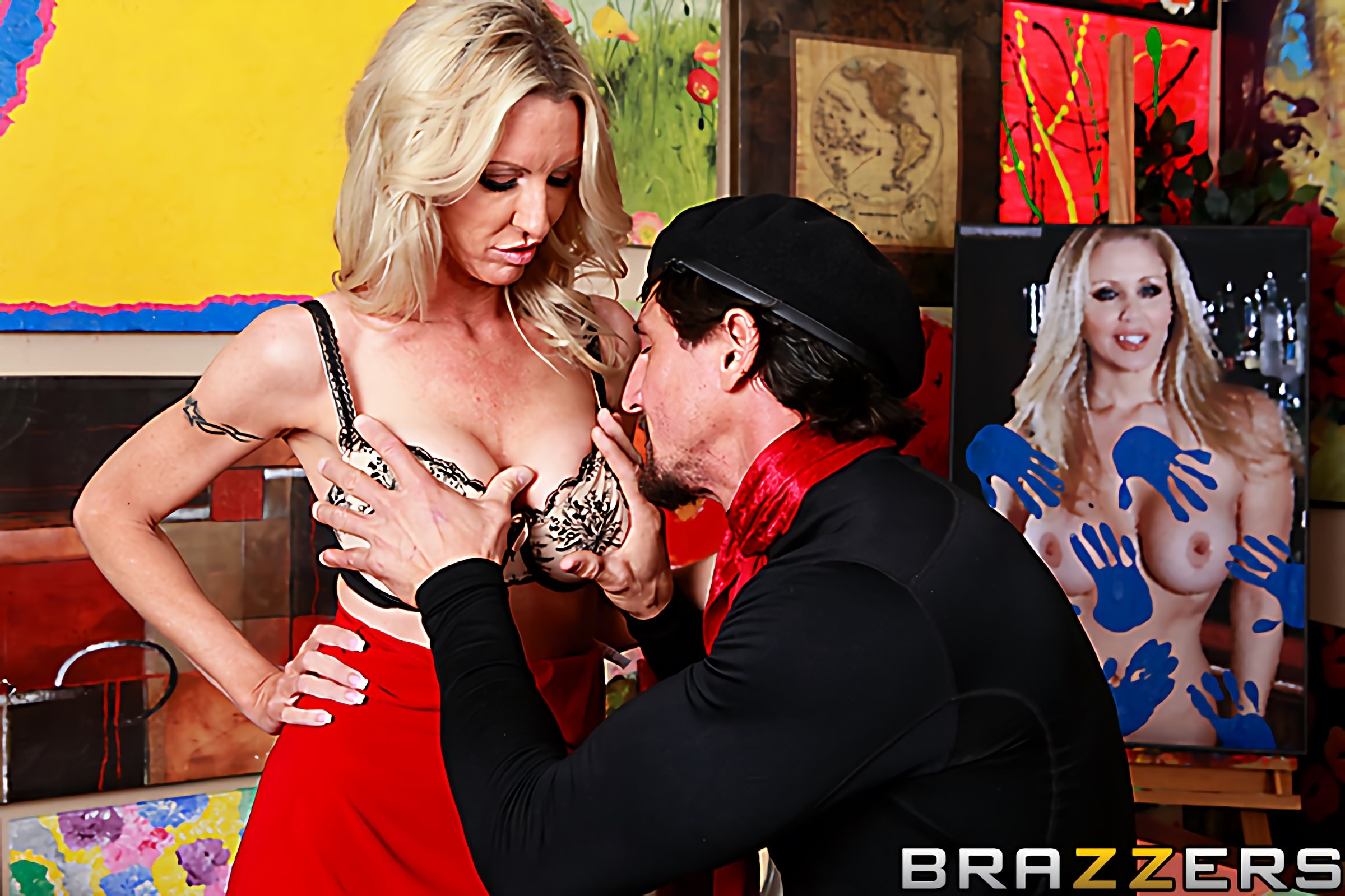Brazzers 'Soaking Up Some Cunture' starring Emma Starr (Photo 6)