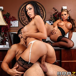 Rachel Starr in 'Brazzers' Sexual Harassment In The Work Place (Thumbnail 10)