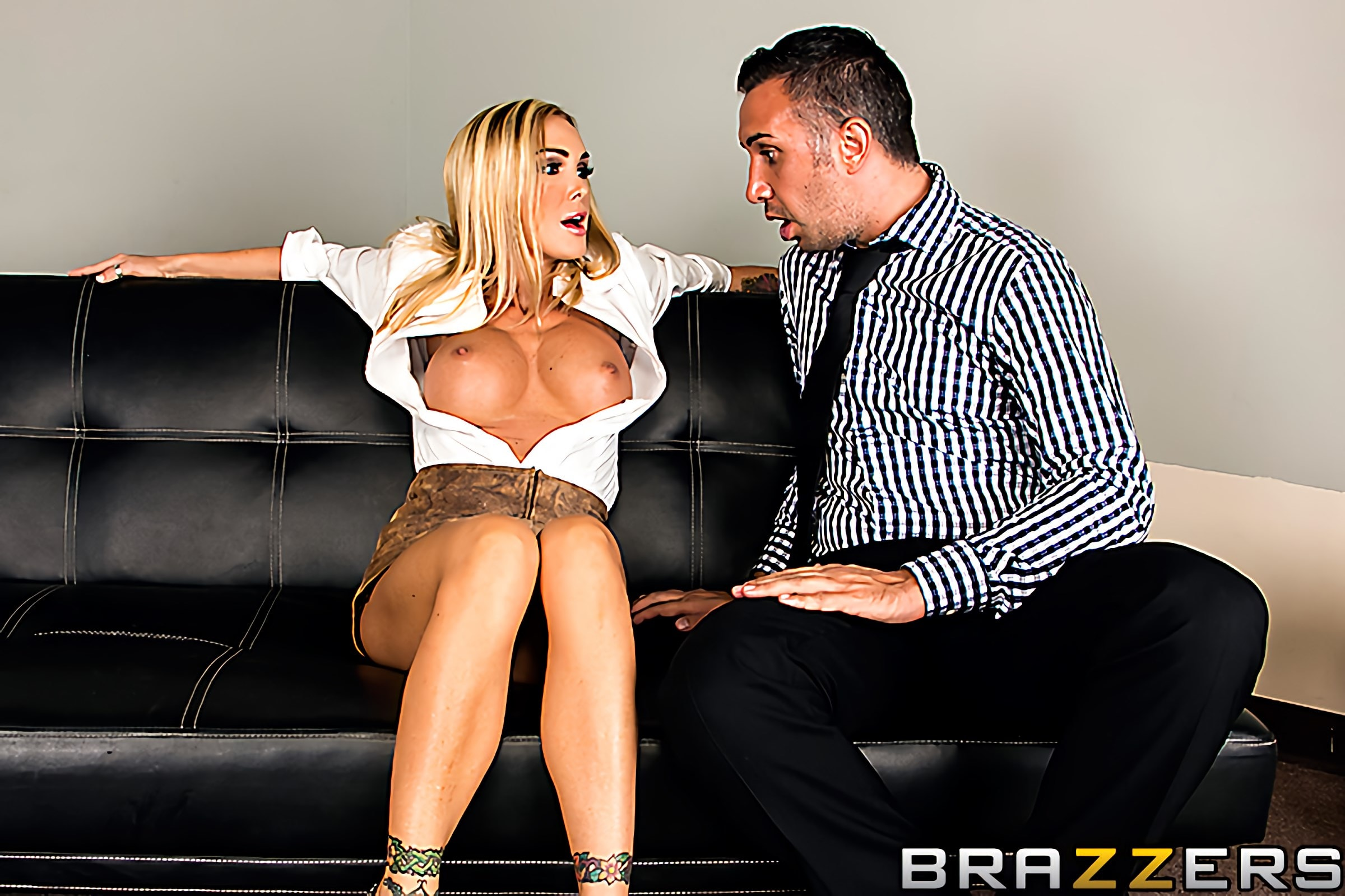 Brazzers 'My Co-Worker is a Horny Stripper' starring Devon (photo 2)