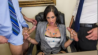 Tory Lane in 'Fuck for the Promotion'
