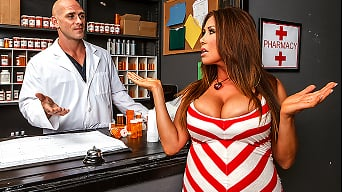 Kianna Dior in 'Filling her Prescription and Pussy'