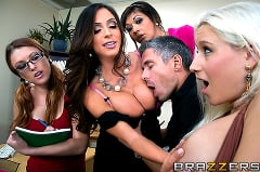 Ariella Ferrera - The Female Orgasm 101 (Thumb 01)