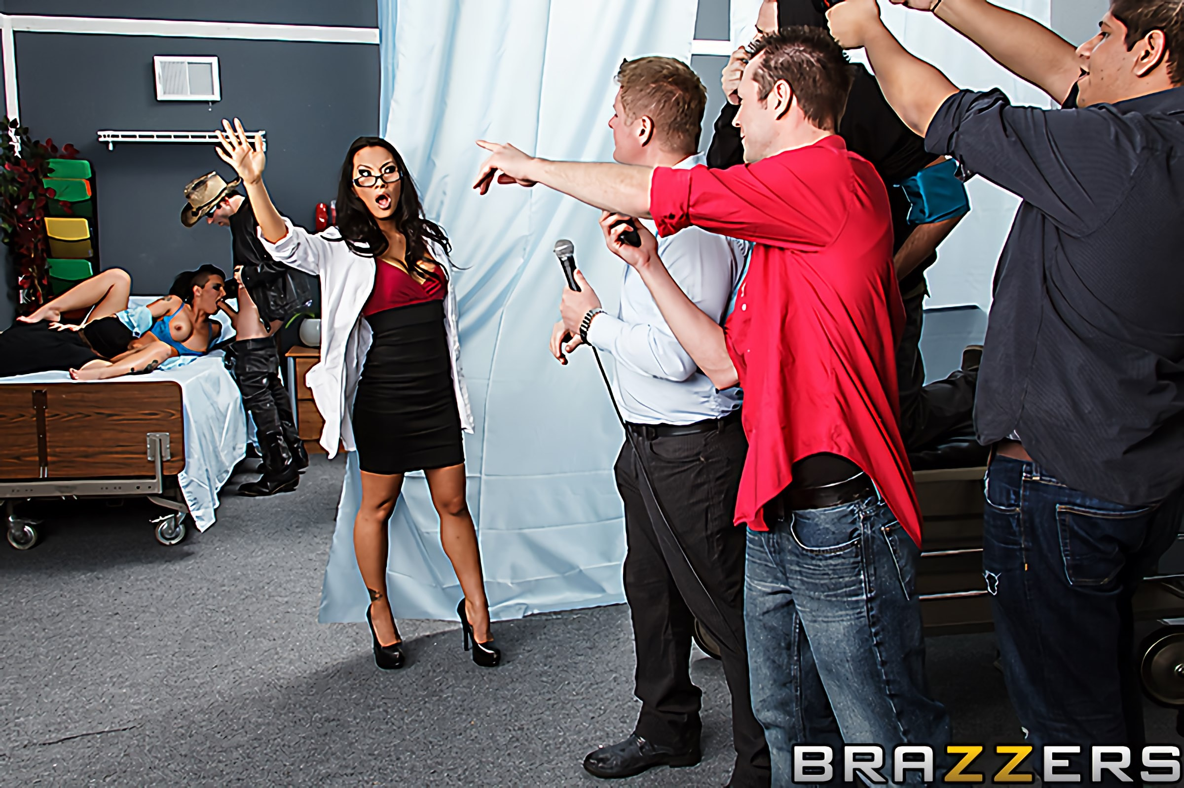 Brazzers 'I Still Havent Fucked What Im Looking For' starring Asa Akira (Photo 1)