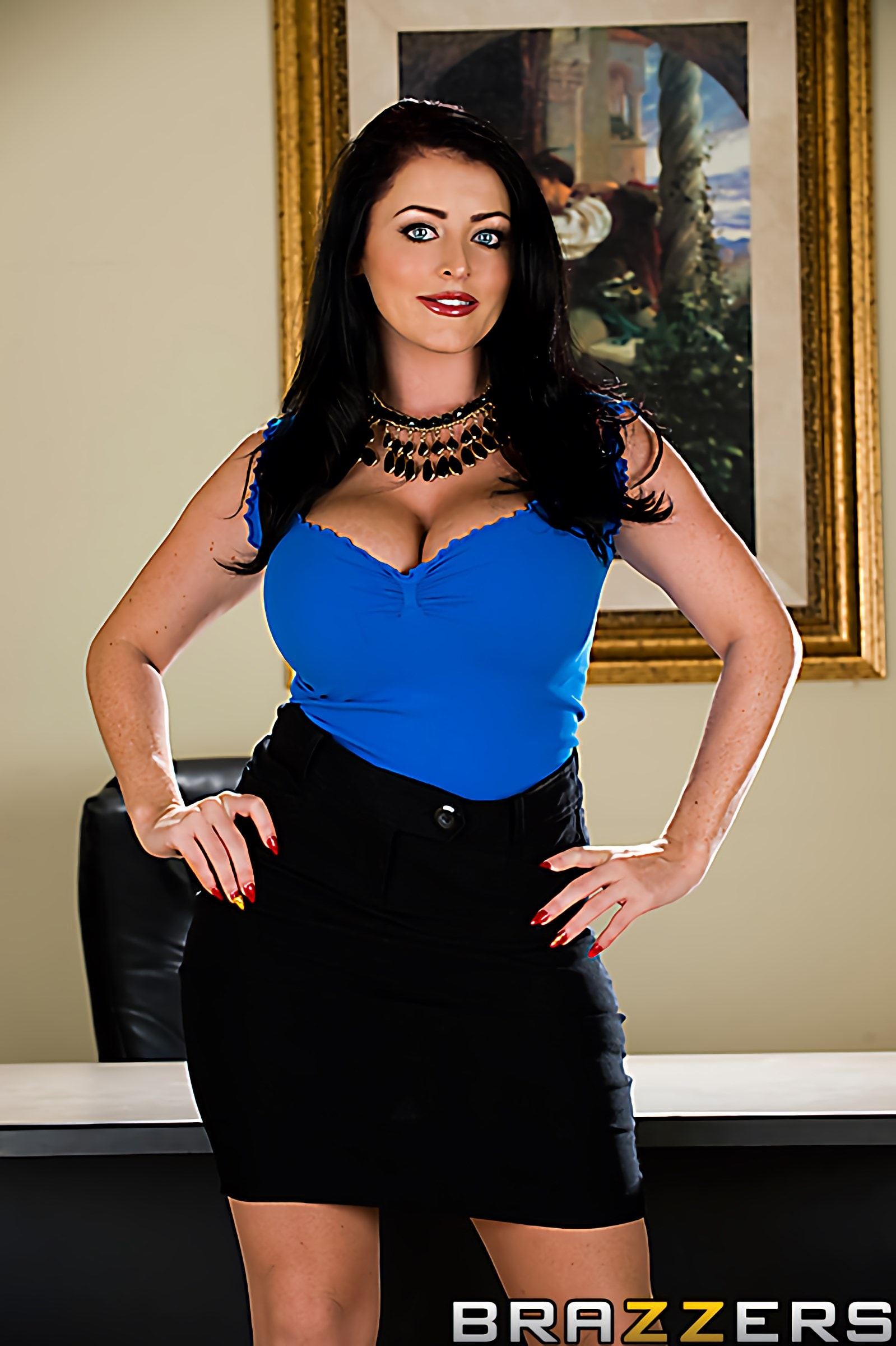 Brazzers 'Acing the Interview' starring Sophie Dee (Photo 13)