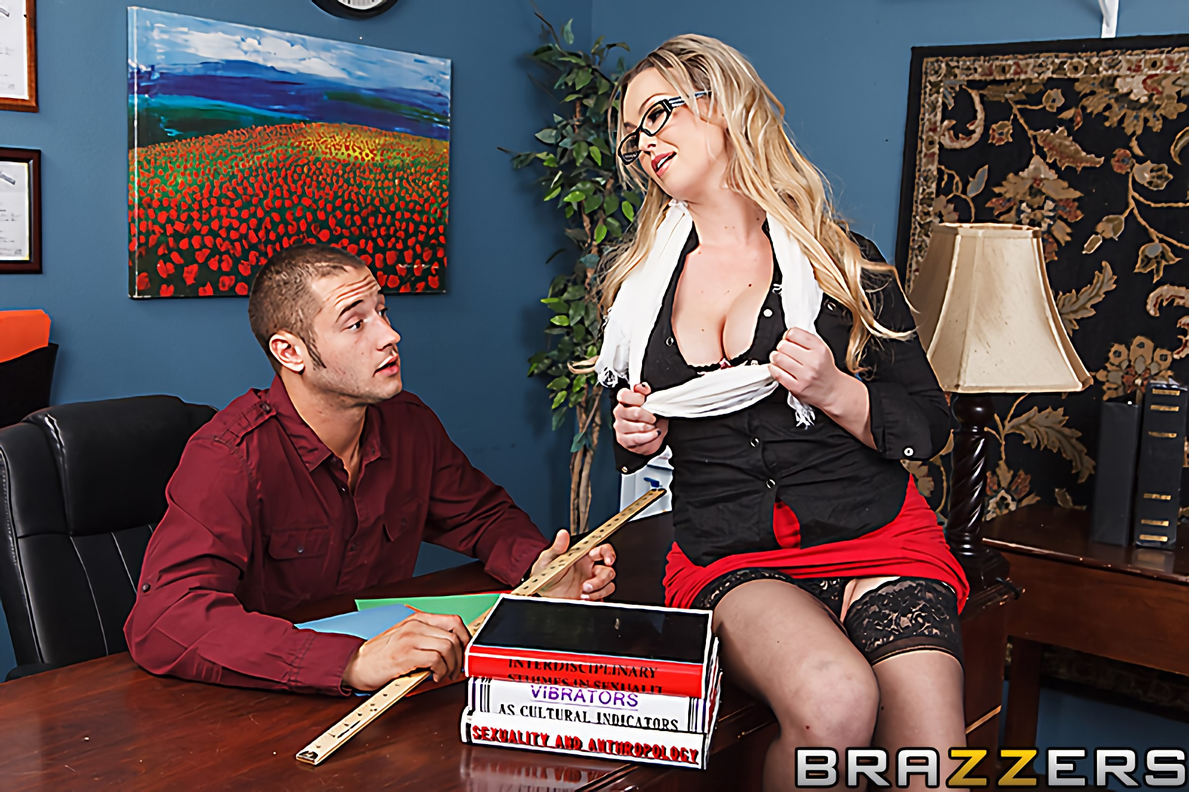Brazzers 'Cultural Fetishism' starring Abbey Brooks (Photo 1)