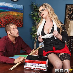 Abbey Brooks in 'Brazzers' Cultural Fetishism (Thumbnail 1)