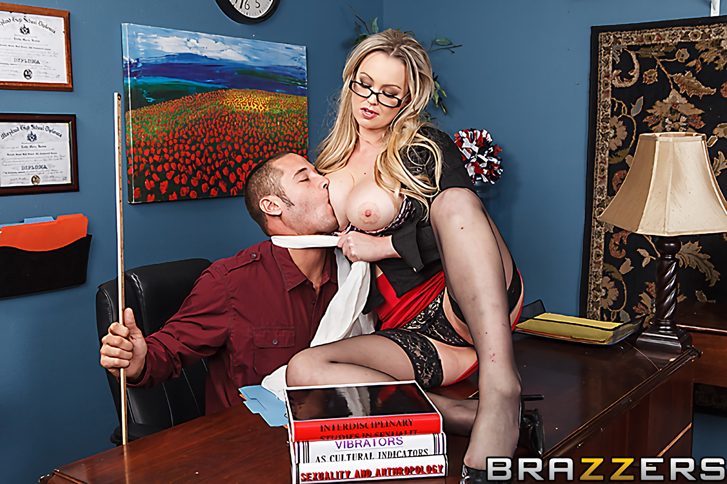 Brazzers 'Cultural Fetishism' starring Abbey Brooks (Photo 2)
