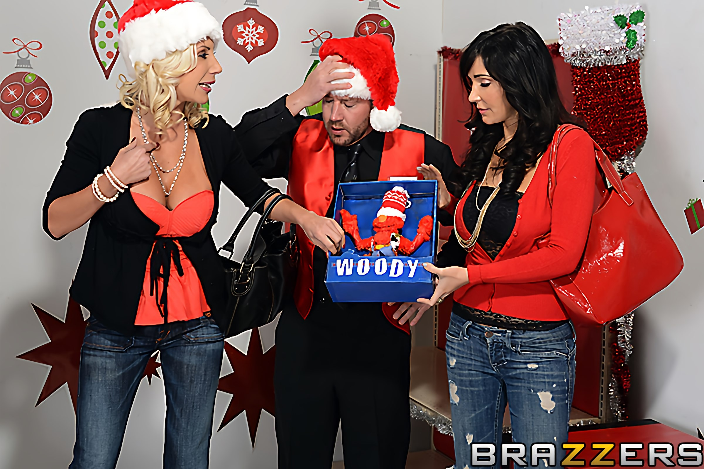 Brazzers 'Jiggle All the Way' starring Puma Swede (Photo 1)