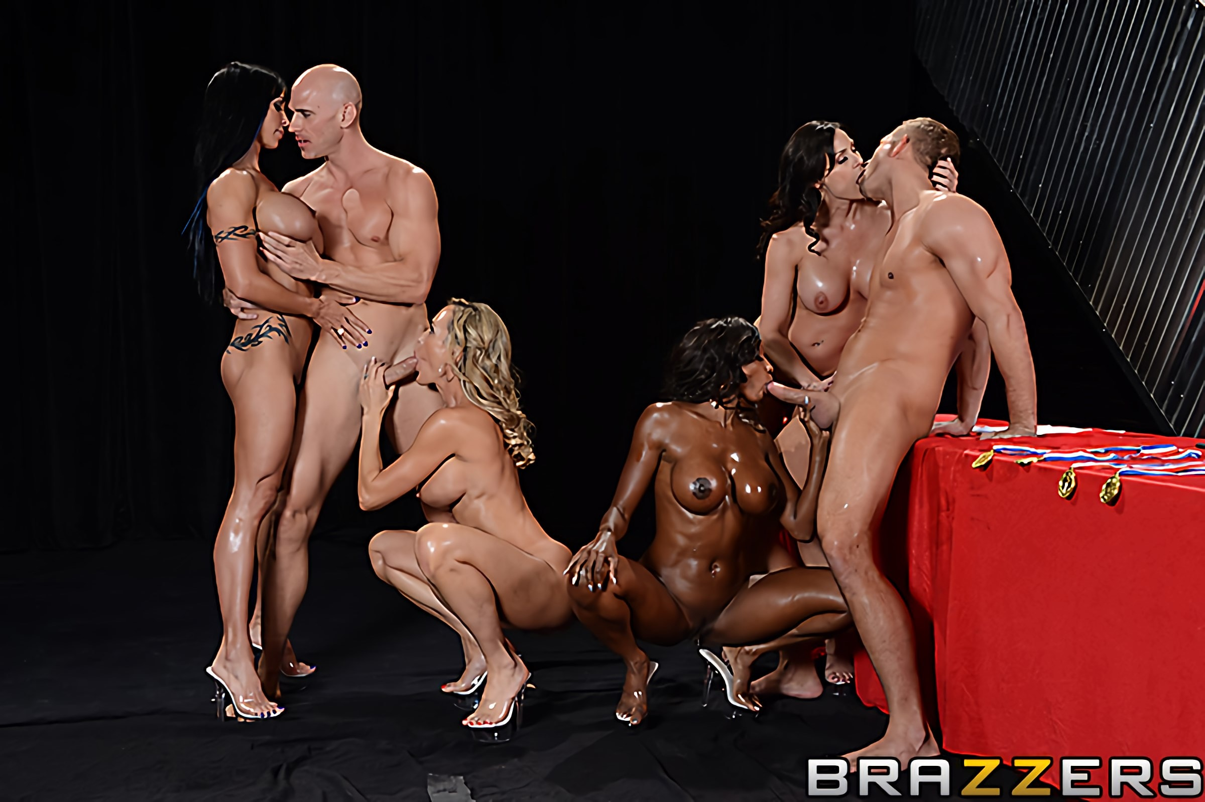 Brazzers 'Miss Titness America' starring Diamond Jackson (photo 2)