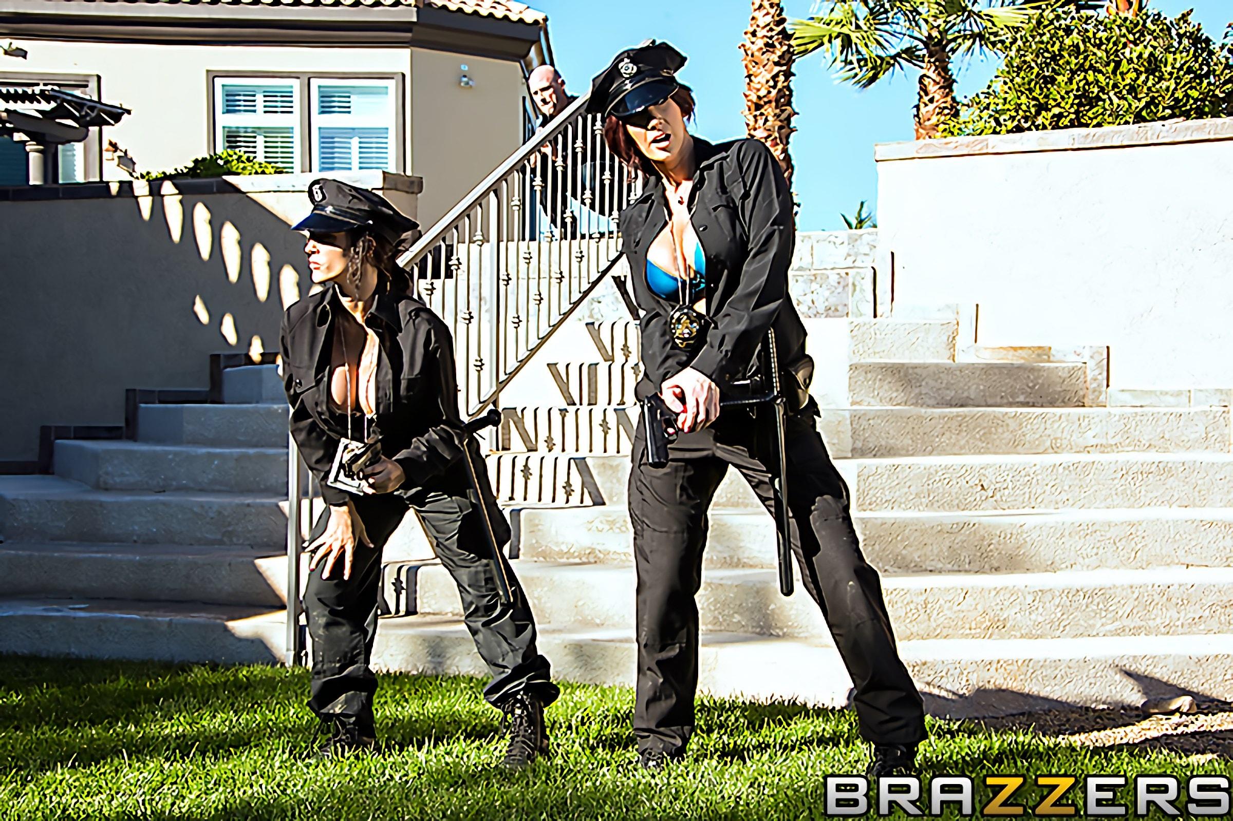 Brazzers 'Enhanced Interrogation' starring Jayden Jaymes (Photo 1)