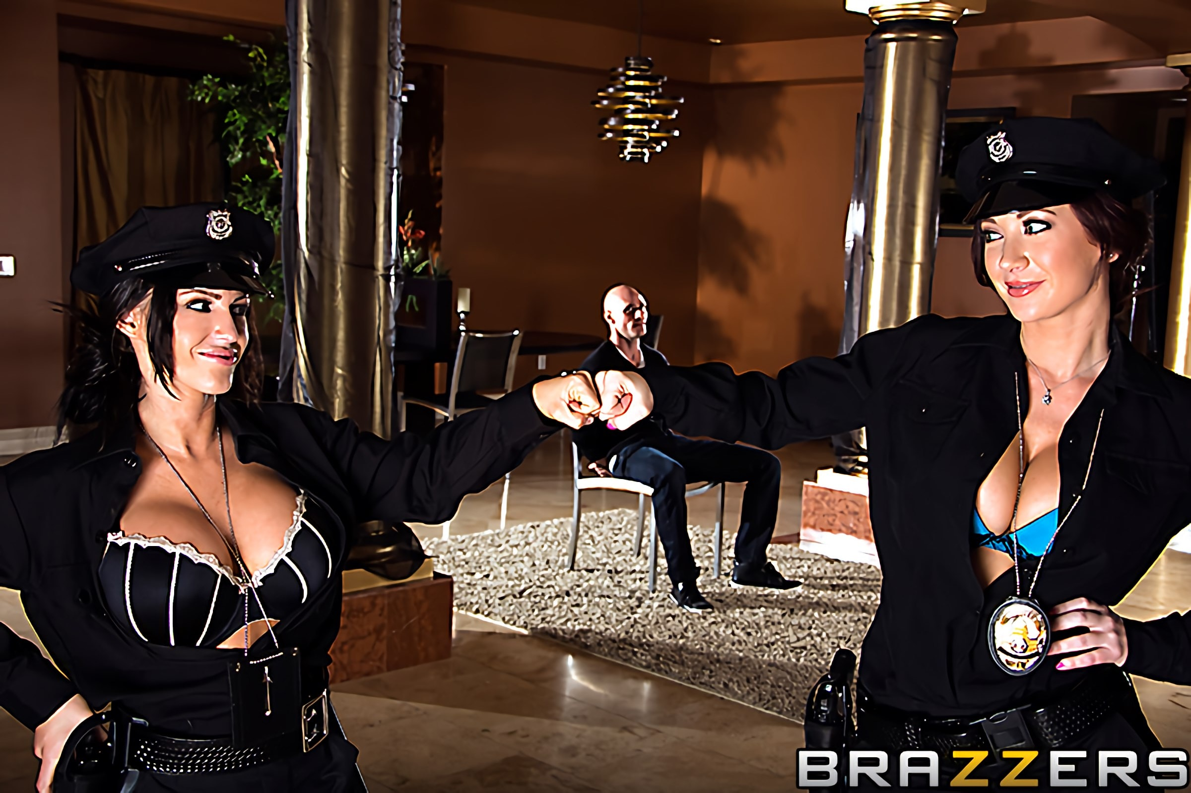 Brazzers 'Enhanced Interrogation' starring Jayden Jaymes (Photo 2)