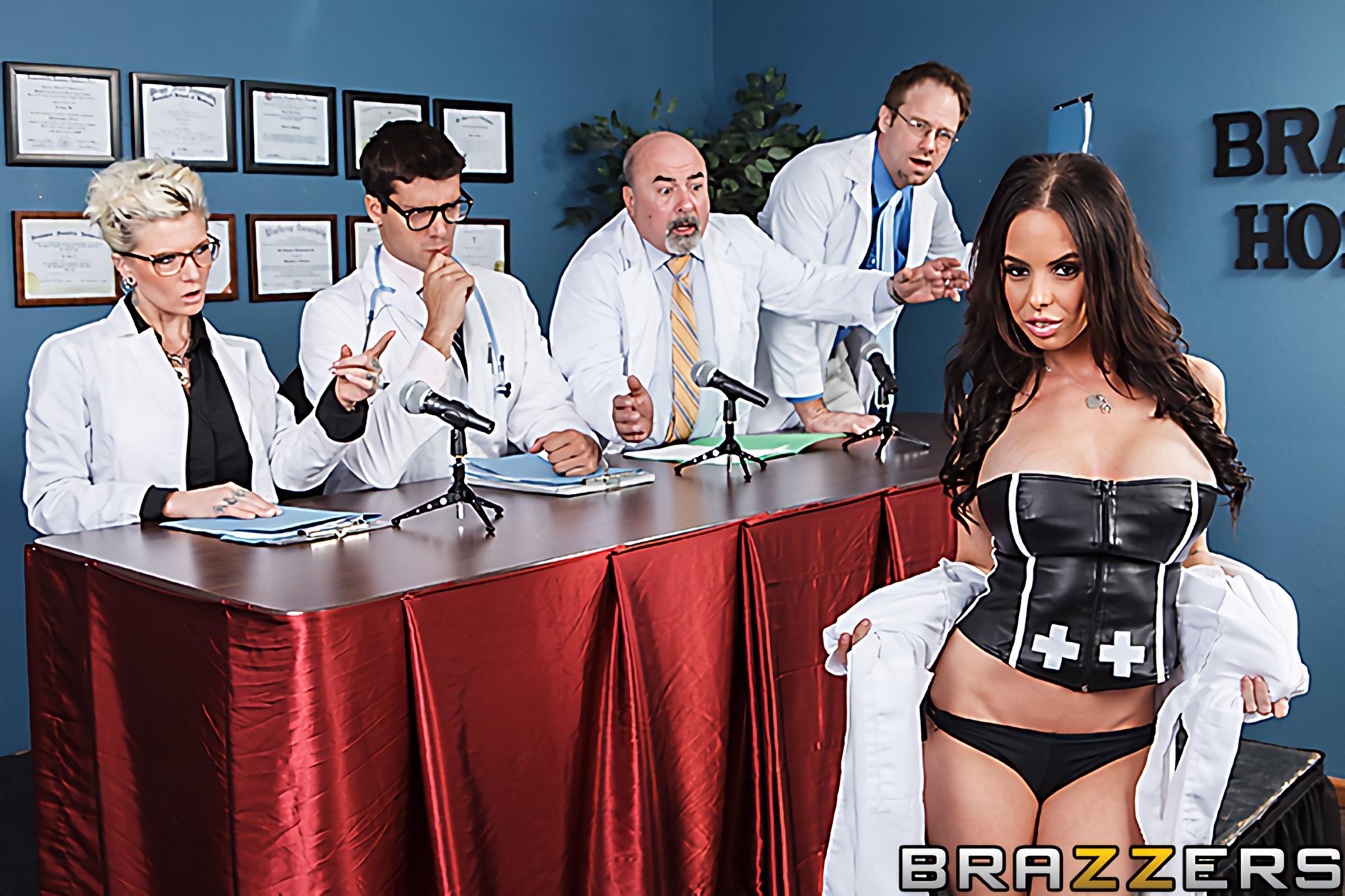 Brazzers 'License To Fuck' starring Brandy Aniston (Photo 2)
