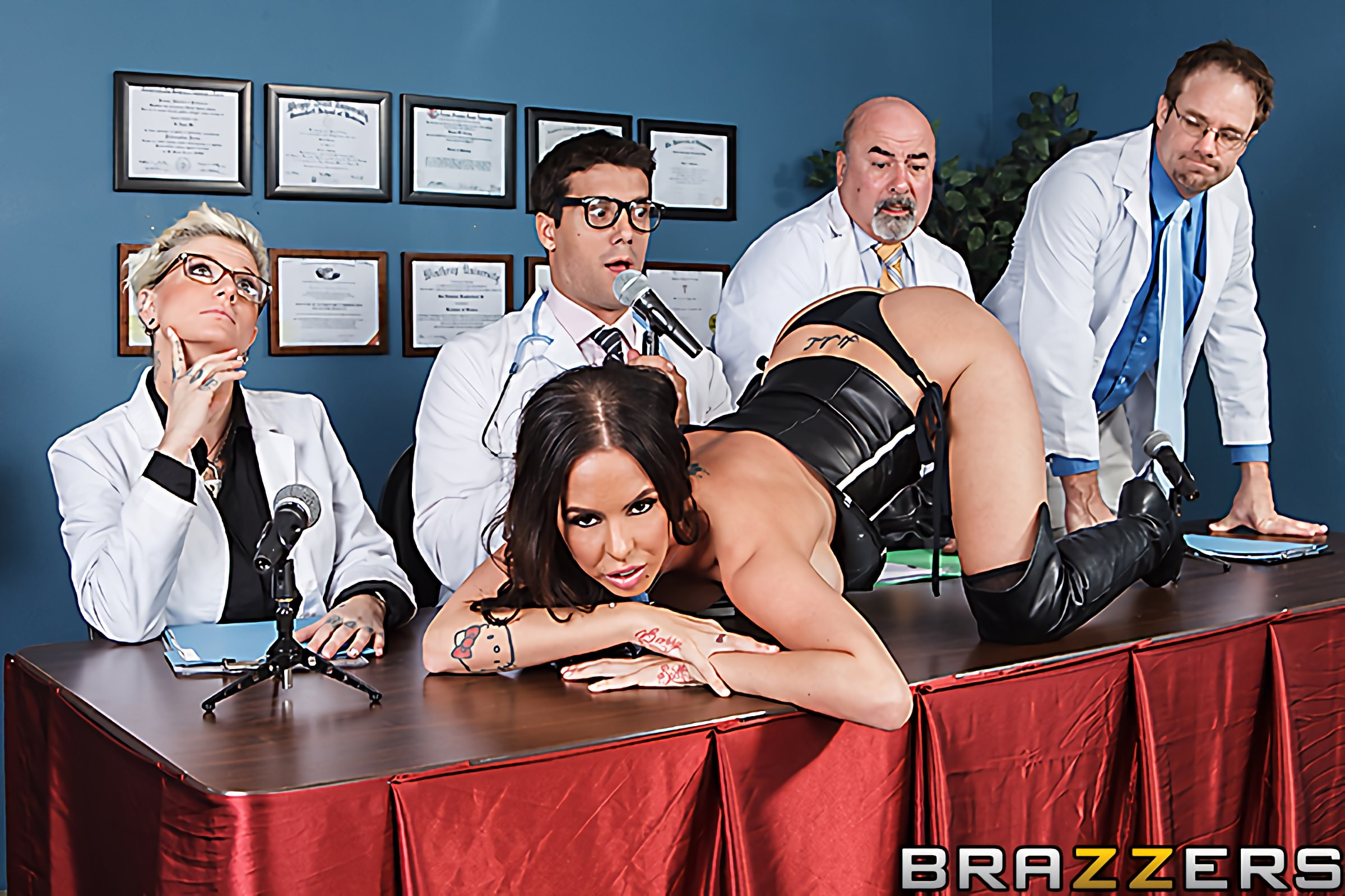 Brazzers 'License To Fuck' starring Brandy Aniston (Photo 7)