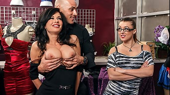 Veronica Avluv in 'The Right Fit'