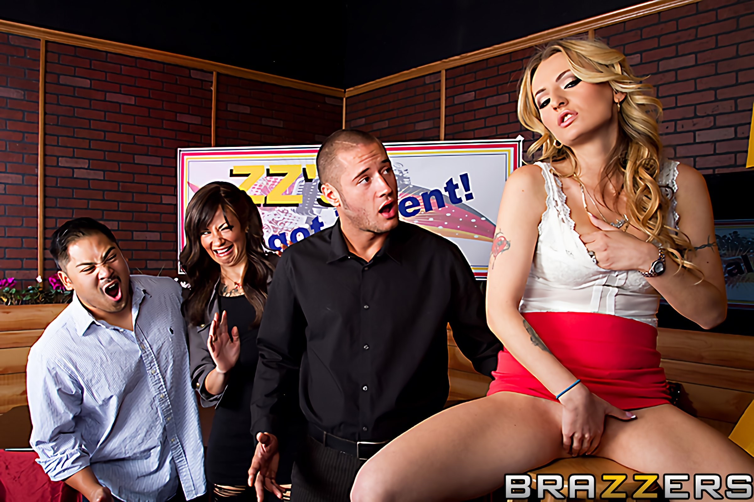 Brazzers 'ZZs Got Talent' starring Natasha Starr (Photo 1)
