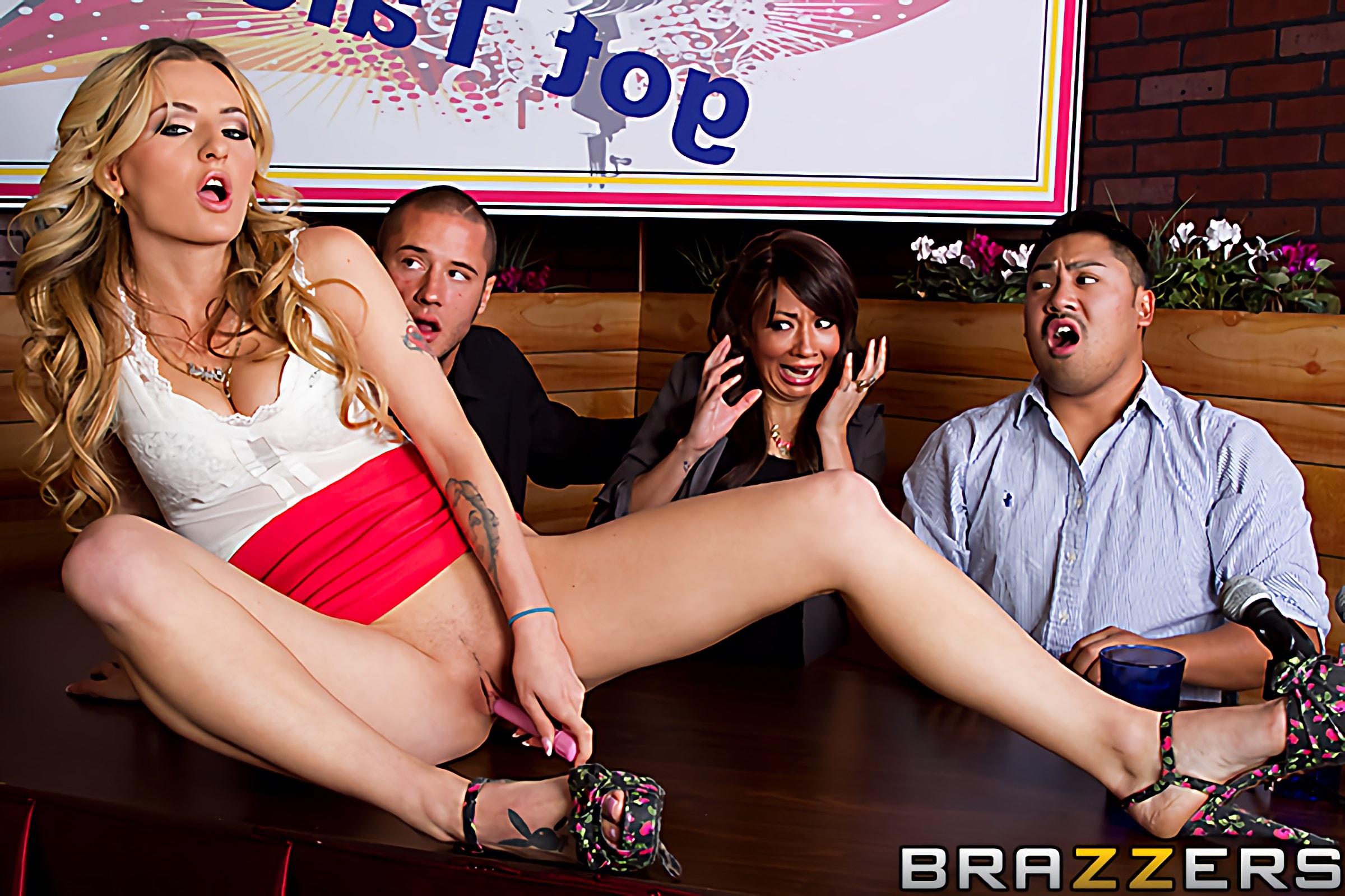 Brazzers 'ZZs Got Talent' starring Natasha Starr (Photo 2)