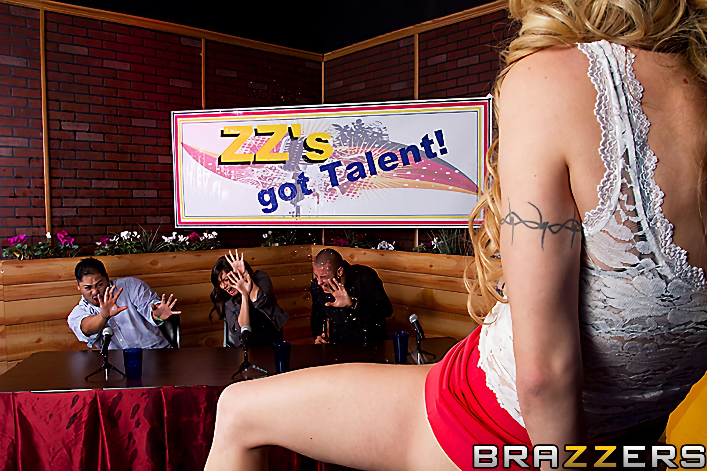 Brazzers 'ZZs Got Talent' starring Natasha Starr (Photo 3)