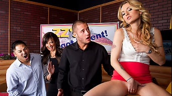Natasha Starr in 'ZZs Got Talent'