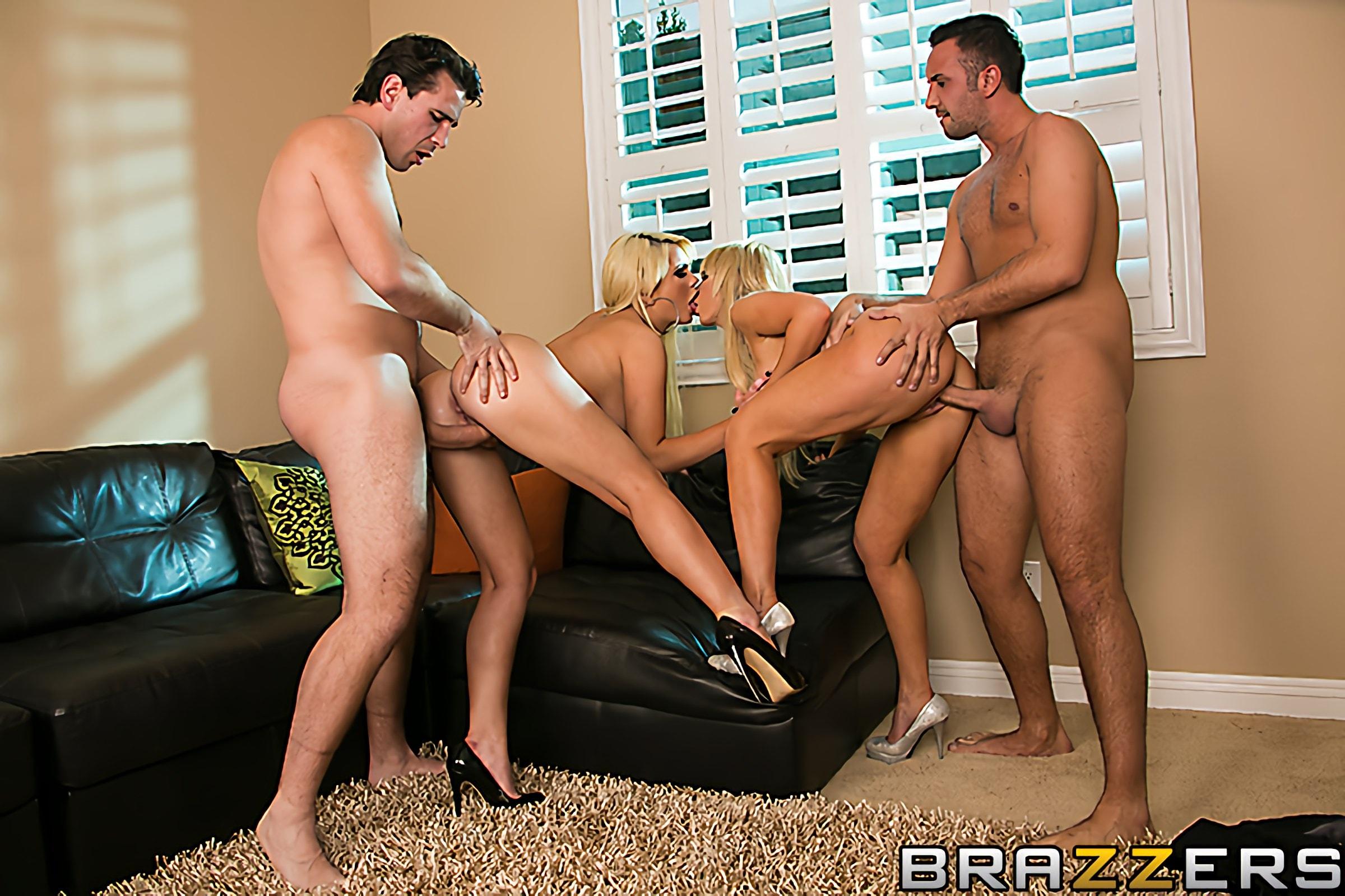 Brazzers 'A Brazzers New Years Eve' starring Nikki Benz (Photo 5)