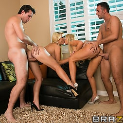Nikki Benz in 'Brazzers' A Brazzers New Years Eve (Thumbnail 5)