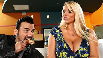 Karen Fisher in 'How My Bully Banged My Mom'