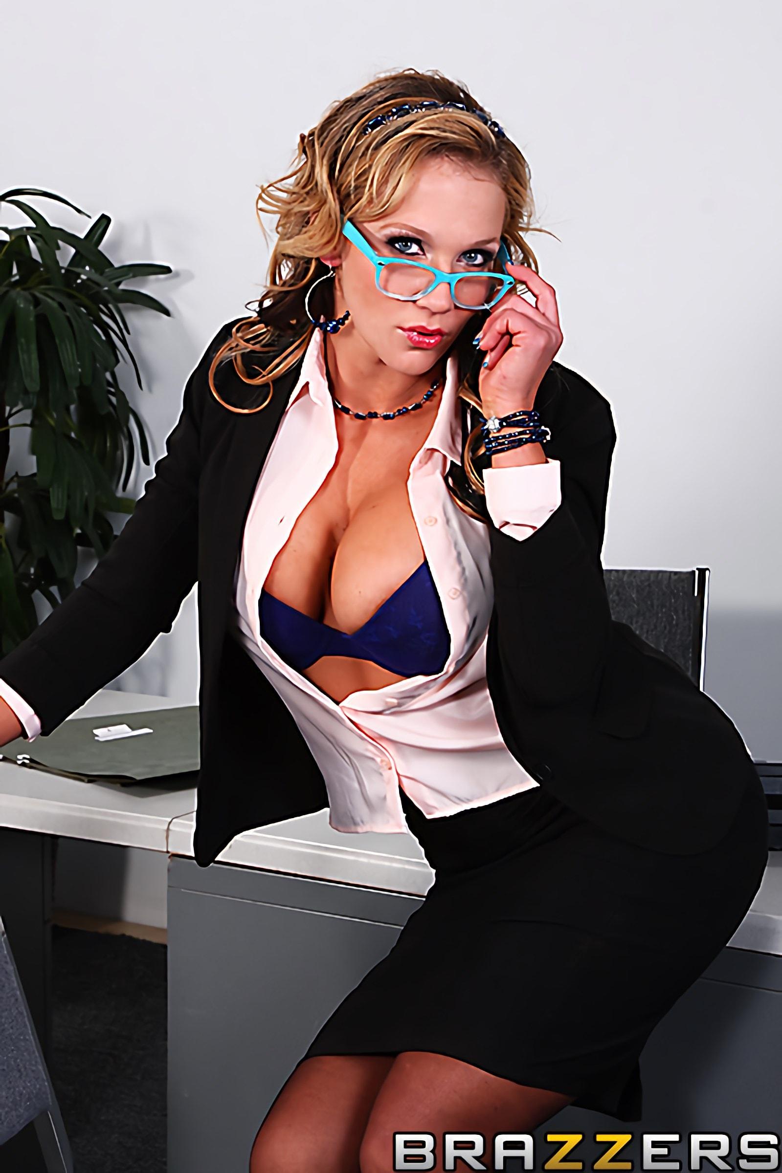 Brazzers 'Probe-Ation Therapy' starring Nikki Sexx (Photo 12)