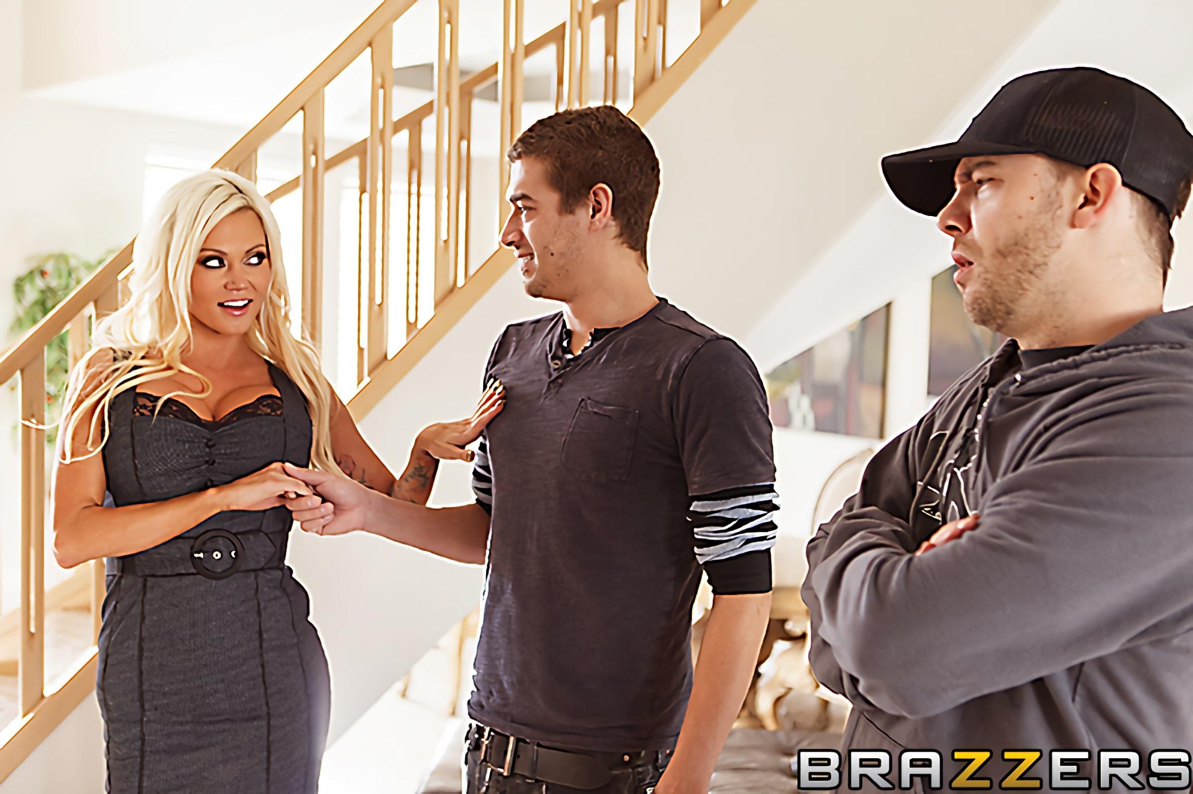 Brazzers 'Cuckold Contract' starring Nikita Von James (Photo 6)