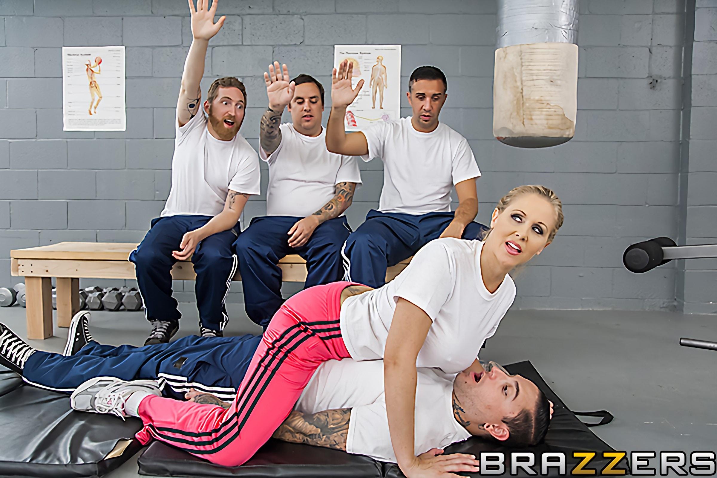 Brazzers 'Lean, Mean, Fucking Machine' starring Julia Ann (Photo 1)