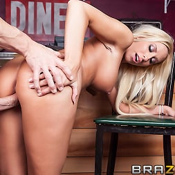 Brooke Fox in 'Brazzers' ZZ- The Last Man of the Acockalypse (First Time Anal) (Thumbnail 5)