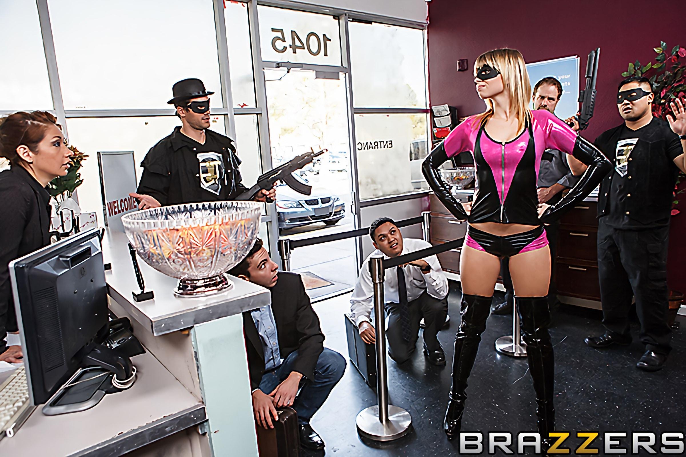 Brazzers 'Wonder Pussy' starring Molly Bennett (Photo 7)