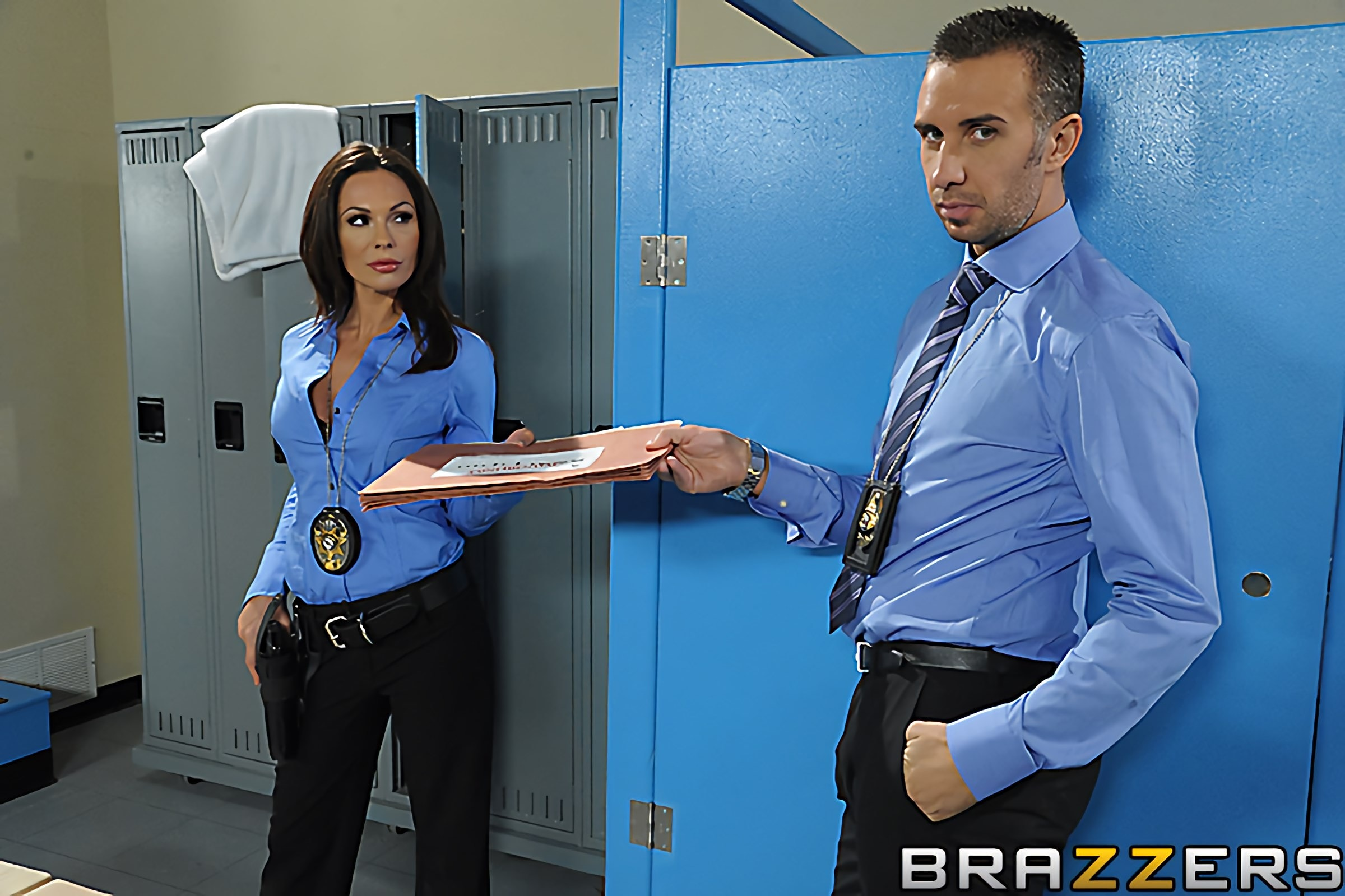 Brazzers 'To Live and Fuck in LA Part 1' starring Kirsten Price (Photo 1)