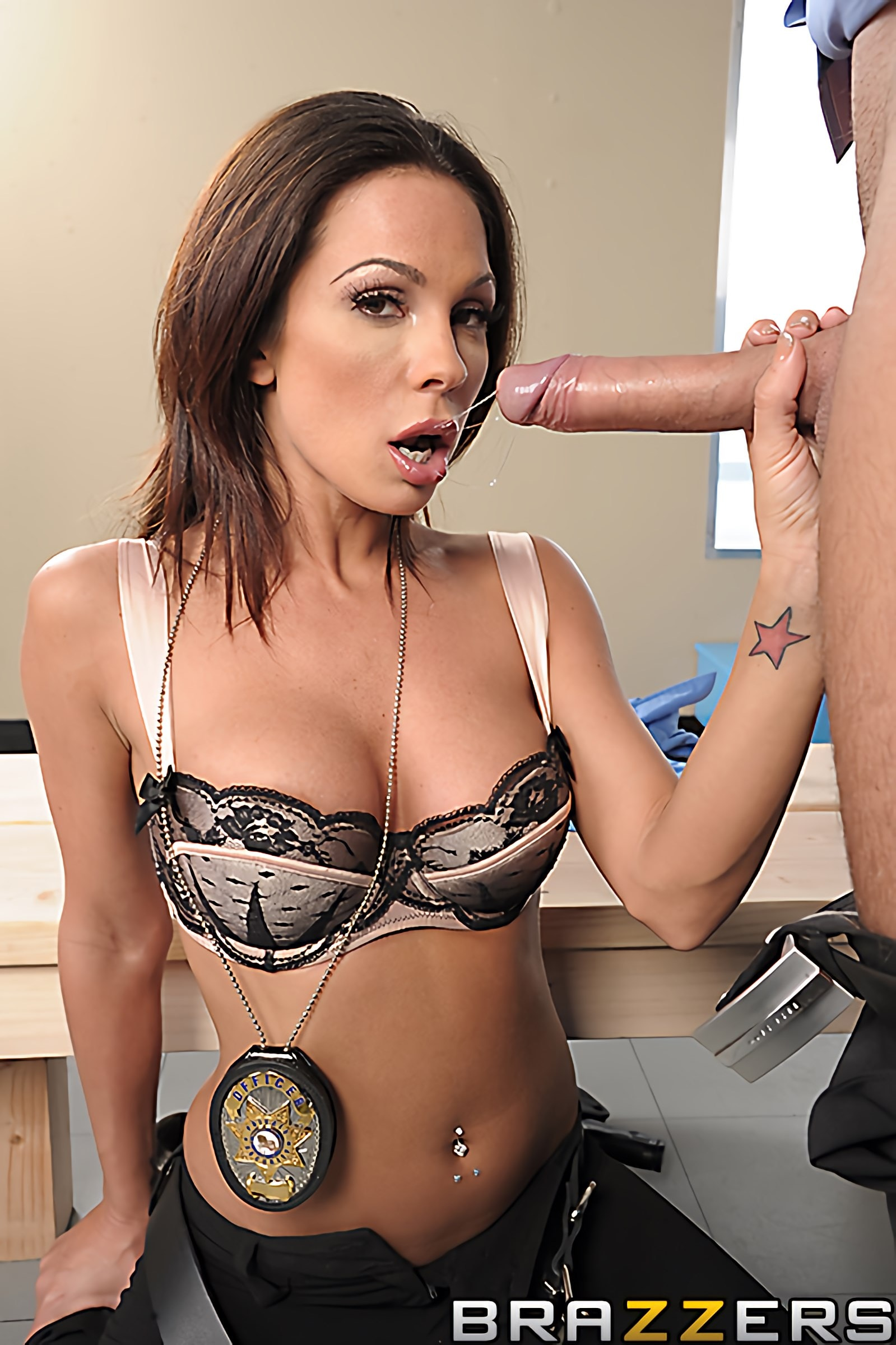 Brazzers 'To Live and Fuck in LA Part 1' starring Kirsten Price (Photo 2)